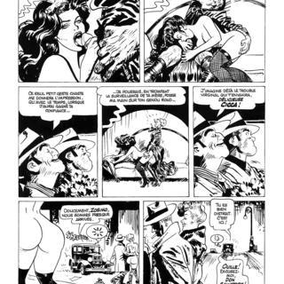 Bang Bang 1 par Jordi Bernet, Carlos Trillo