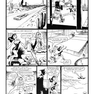 Claire de Nuit 4 par Jordi Bernet, Carlos Trillo