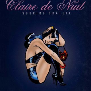Claire de Nuit Sourire Gratuit de Jordi Bernet, Claudio Trinca