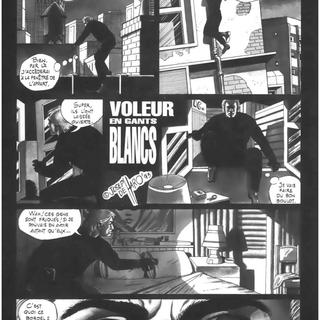 Voleur en Gants Blancs de Josep de Haro
