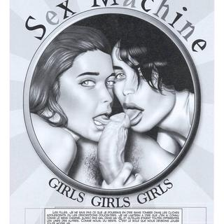 Sex Machine 8 par Josep de Haro