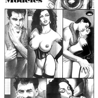 Artistes et Modeles de Josep de Haro