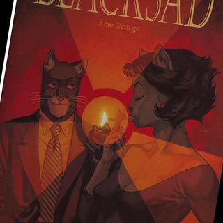 Blacksad 3 Ame Rouge par Juan Diaz Canales, Juanjo Guarnido