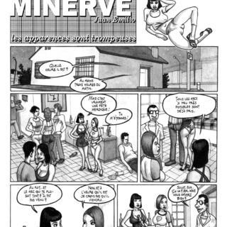 Les Aventures de Minerve Les Apperences sont Trompeuses par Juan Emilio