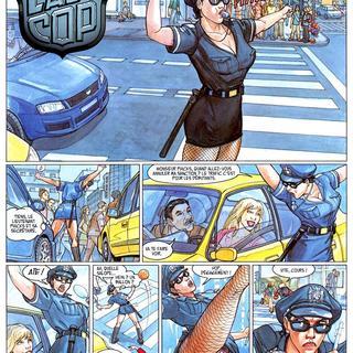 Lady Cop de Karmaikel