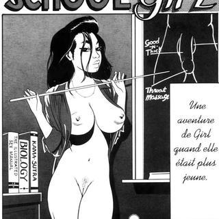 School Girl Preuves de Kevin Taylor