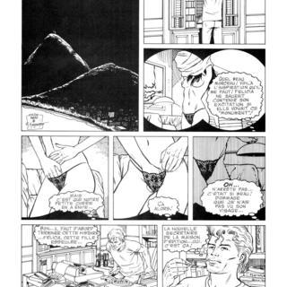 La Margue du Maitre par Kussomoto