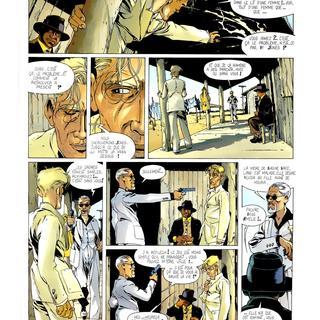 Dixie Road 3 par Labiano, Jean Dufaux