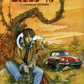 Blues 46 1 La Chanson de Septembre par Laurent Moenard, Eric Stalner