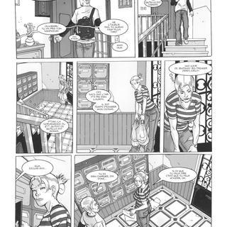 Cours de Langue de Leandro Gao, Leroy