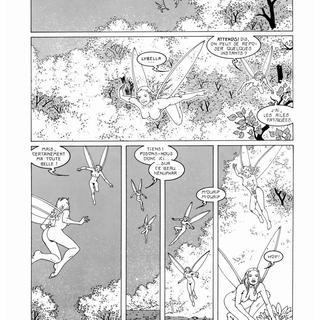 Elfaeries 2 par Lemaire, Jubault