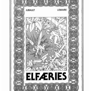 Elfaeries 8 par Lemaire, Jubault