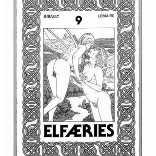 Elfaeries 9 par Lemaire, Jubault
