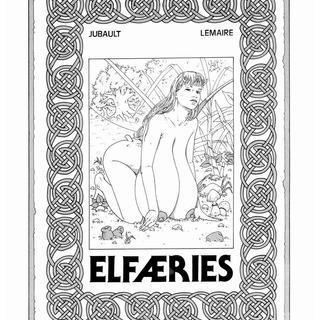 Elfaeries 7 par Lemaire, Jubault