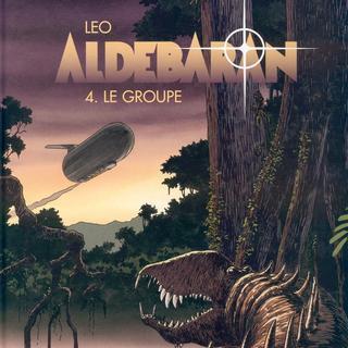 Aldebaran 4 Le Groupe par Leo