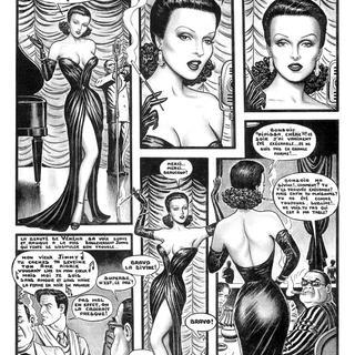 Venena dans l'Enfer des Plaisirs de la Nuit 1 par Loic Foster