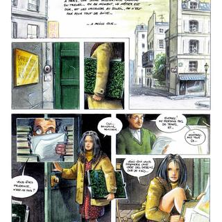 Prudence par Lubrix