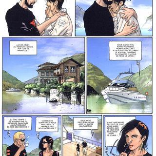 Section Financiere 2 Delit d'Initie par Malca, Mutti