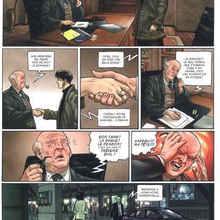 Section Financiere 1 Corruption par Malca, Mutti
