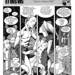 Des Os et des Vis 5 L'Art et la Maniere par Man