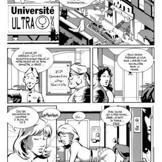 Universite 8 Ultra par Man
