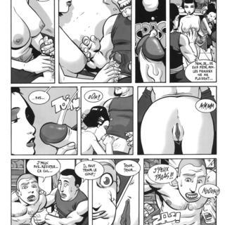 Des Os et des Vis 9 Guerre De Sexes par Man