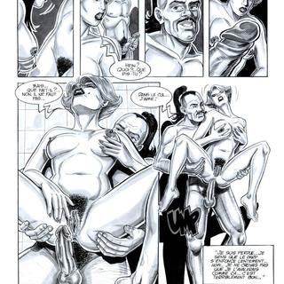 Casting X par Marco Pinti