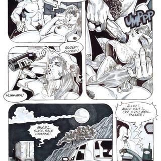 Seulement Pour Tes Yeux par Marco Pinti