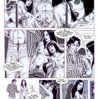 China Girls 3 par Marco Pinti