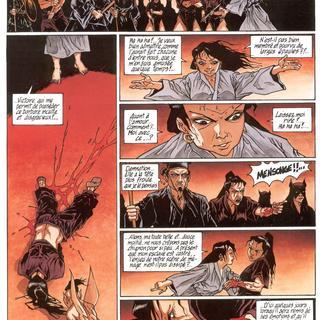 La Jeune Fille et le Vent 2 Win par Martin Ryelandt, Jun Jung-sik