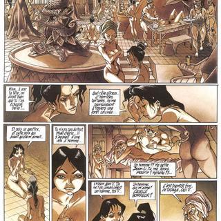 La Jeune Fille et le Vent 1 Soon-Li par Martin Ryelandt, Jun Jung-sik