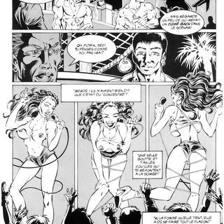 Loulot Girls 4 Sacre Graal par Marturet