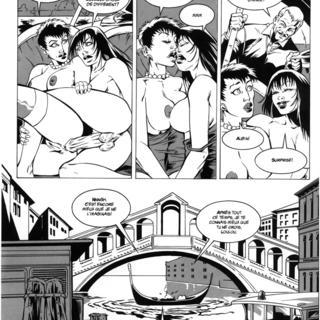 Loulot Girls 10 La Fantasie de Loulou par Marturet