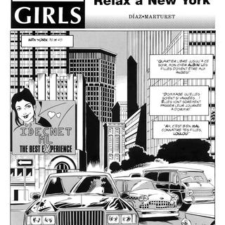 Loulot Girls 6 Relax a New York par Marturet