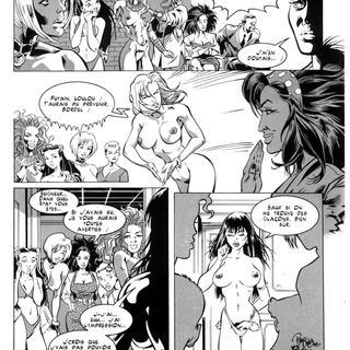 Loulot Girls 1 Prise de Contact par Marturet