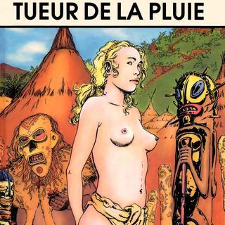 Aryanne 6 Le Tueur de la Pluie de Michel Guillou, Jean-Claude Smit, Terence