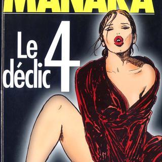 Le Declic 4 de Milo Manara