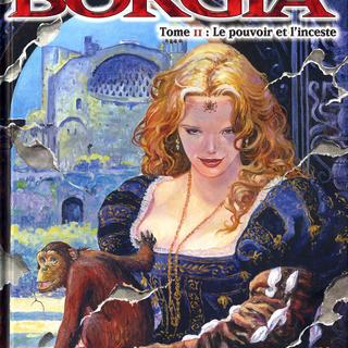 Borgia 2 de Milo Manara