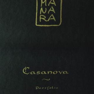 Casanova de Milo Manara