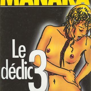 Le Declic 3 de Milo Manara