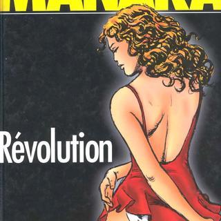 Revolution de Milo Manara