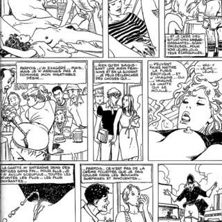 Le Parfum de l'Invisible 1 de Milo Manara