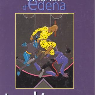 Le Monde d'Edena 3 La Deesse par Moebius