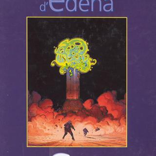Le Monde d'Edena 5 Sra par Moebius