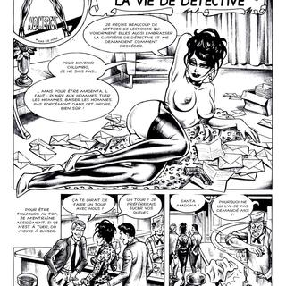 La Vie de Detective par Nicola Guerra