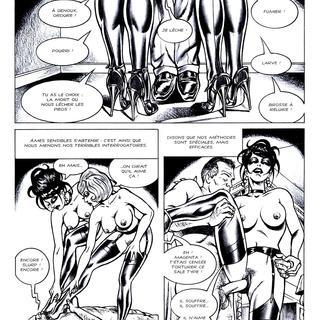 Agence de Detectives Shocking Stockings par Nicola Guerra