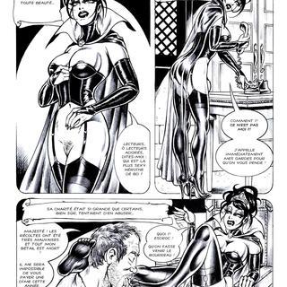 La Reine des Garces par Nicola Guerra