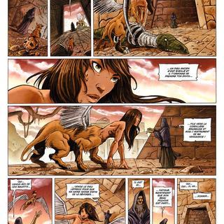 Les Brumes d Asceltis 2 Le Dieu Lepreux par Nicolas Jarry, Jean-Luc Istin