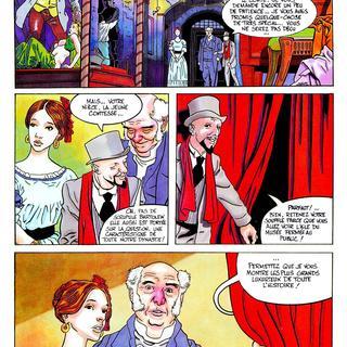 Contes d'Amours et de Mystere 4 par Oxborne, Leomax