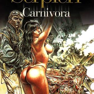 Druuna Carnivora de Paolo Eleuteri Serpieri